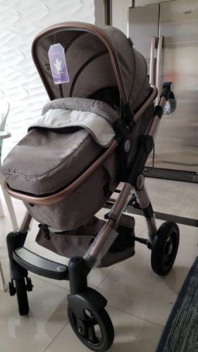 3 In 1 Baby Stroller With Infant Car Seat photo review